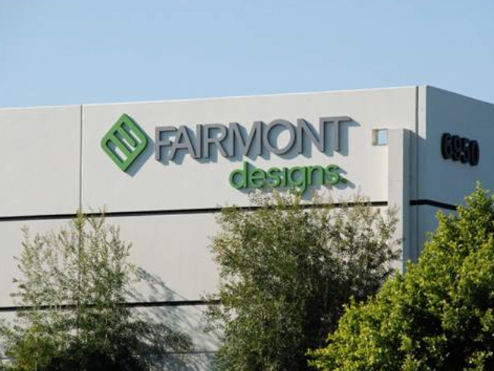 Fairmont Furniture Store Retail Consulting Environments Branding Graphics